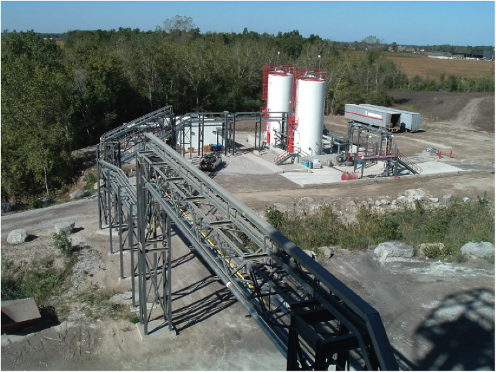 Alternate Fuels Silo Project
