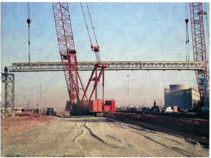 Modular Pipe Racks and Pipe Bridges - Bullard Company