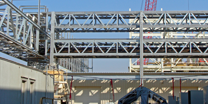 Modular Pipe Racks and Pipe Bridges